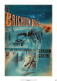 Brighton Rock by Graham Greene Posters by George Salter