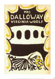 Mrs. Dalloway by Virginia Woolf Poster von Vanessa Bell