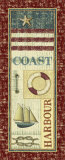 Coastal I Prints by Charlene Audrey