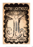 To The Lighthouse by Virginia Woolf 高品質プリント : ヴァネッサ・ベル
