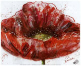 Coquelicot I Art by Mette Galatius
