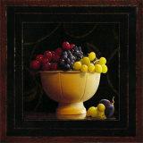 Frutta del Pranzo II Poster by Amy Melious