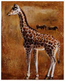 Girafe Prints by Olga Ilic