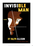 Invisible Man by Ralph Ellison Print by Edward McKnight Kauffer