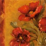 Bouquet d'amour IV Poster par Pamela Gladding