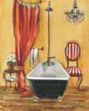 Tuscan Bath III Affiches par Silvia Vassileva
