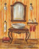 Tuscan Bath II Posters by Silvia Vassileva