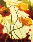 Tres Vignes III Art par Shirley Novak