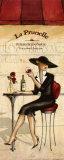 Bistro Poster by Andrea Laliberte