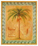 Palm Tree I Posters by Javier Fuentes