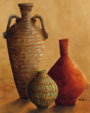 Vessels of Casablanca III Art by Kristy Goggio