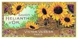 Savon Helianthis d'Or Art