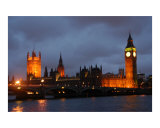 Big Ben Photographic Print by Kimberly Pressler