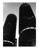 Marina Tower Photographic Print by Jason F Wolf