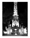 Water tower place Photographic Print by Jason F Wolf