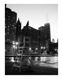 Downtown Beach Photographic Print by Jason F Wolf