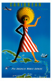 Caribbean Masterprint
