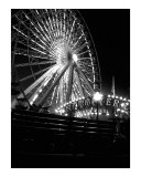 Navy Pier Photographic Print by Jason F Wolf