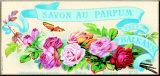 Savon Au Parfum Des Balkans Tin Sign