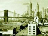Airship N.Y.C., 1938 Posters