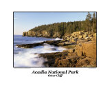 Acadia National Park located in Maine, USA Photographic Print by Erin Paul Donovan