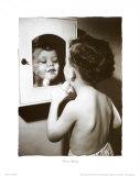 First Shave Kunstdrucke