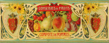 Compote De Pommes Tin Sign