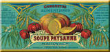 Soupe Paysanne Tin Sign