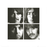 The Beatles - The White Album Affiches