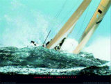 Kookaburra - America's Cup Prints by Carlo Borlenghi