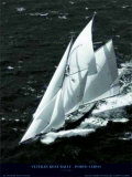 Veteran Boat Rally - Porto Cervo Prints by Carlo Borlenghi
