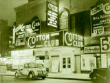 The Cotton Club Affiches