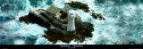 Fastnet, Ireland Posters par Carlo Borlenghi