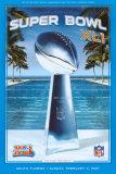 XLI Super Bowl Posters