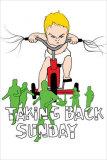 Taking Back Sunday Plakát