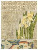 Canteiro de Flores I Art by Erin Galvez