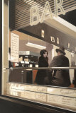 At The Bar Posters by Jacqueline Osborn