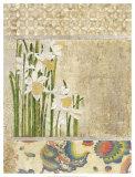 Canteiro de Flores II Posters by Erin Galvez