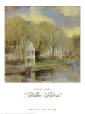 Willow Retreat Prints by Michael Longo
