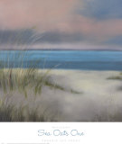 Sea Oats I Prints by Albert Williams