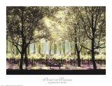 Picnic in Sonoma Prints by Candace Tisch