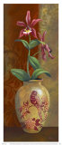 Oriental Vase I Poster by Thomas Wood