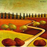 Stacy Dynan - Roads IV Plakát