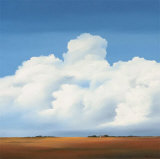 Clouds II Prints by Hans Paus
