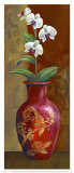 Oriental Vase II Prints by Thomas Wood