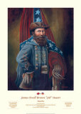 James Ewell Brown 'Jeb' Stuart Posters by William Meijer
