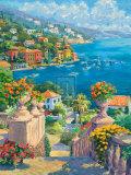 Summer Cove Prints by Julian Askins