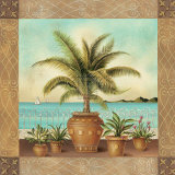 Potted Palm II Posters by Don Tyler