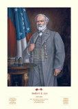Général Robert E. Lee Affiches par William Meijer