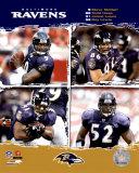 2006 Ravens Big 4 Photo